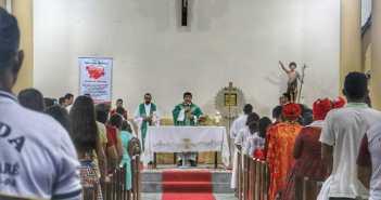 Ato ecumênico em defesa da tolerância religiosa