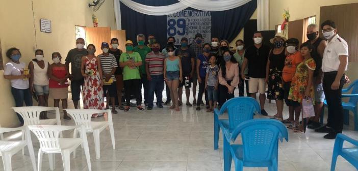 Comunidade dos Miritis Aprova Criação de Unidade de Conservação