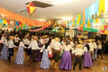 Baile de São João CTG Minuano Catarinense 2018 (2)