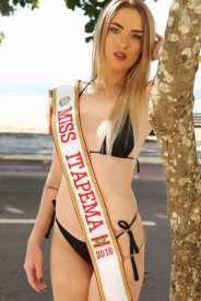 MISS ITAPEMA - PALOMA NUSS COUTO 19 ANOS – 1.79 MT