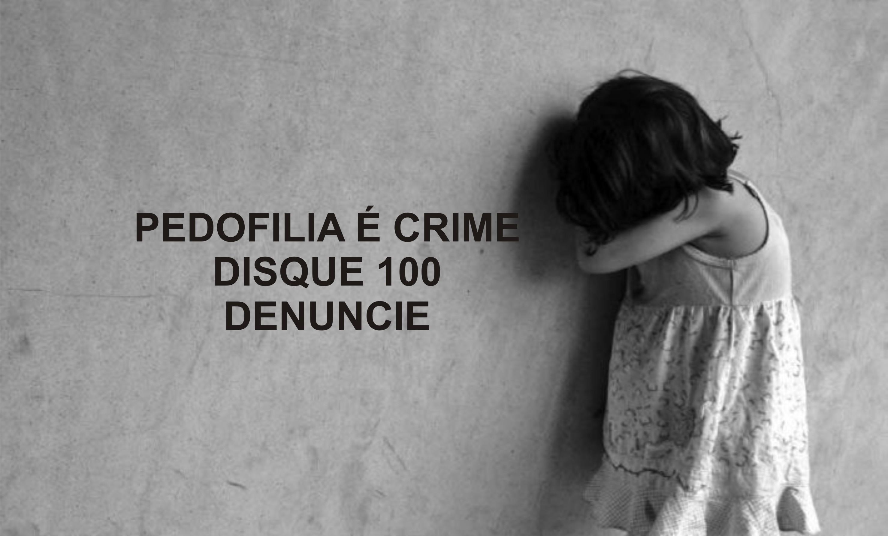 Pedofilia: É preciso entender sobre o assunto e denunciar