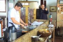Chef Fabrício Kleis