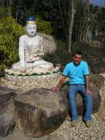 Templo Budista Zu-Lai em Cotia, SP/2006