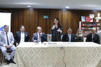 reunião, Frente Parlamentar da Saúde, Carmen Zanotto (2)