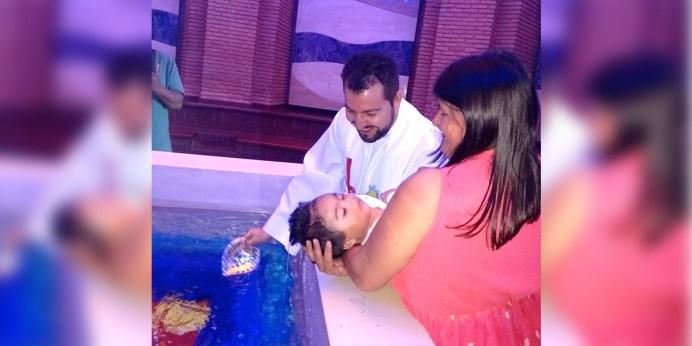Batismo Aparecida