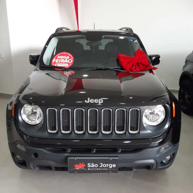 Jeep Renegade Longitude 4x4 2015/2016