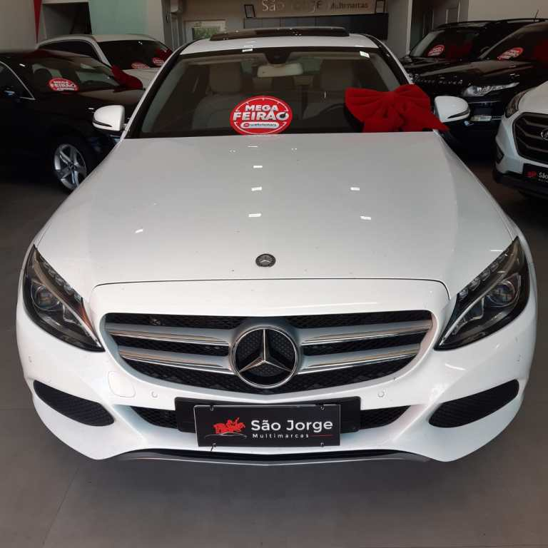 Mercedes-Benz C200 Avantgarde 2.0 2015/2016