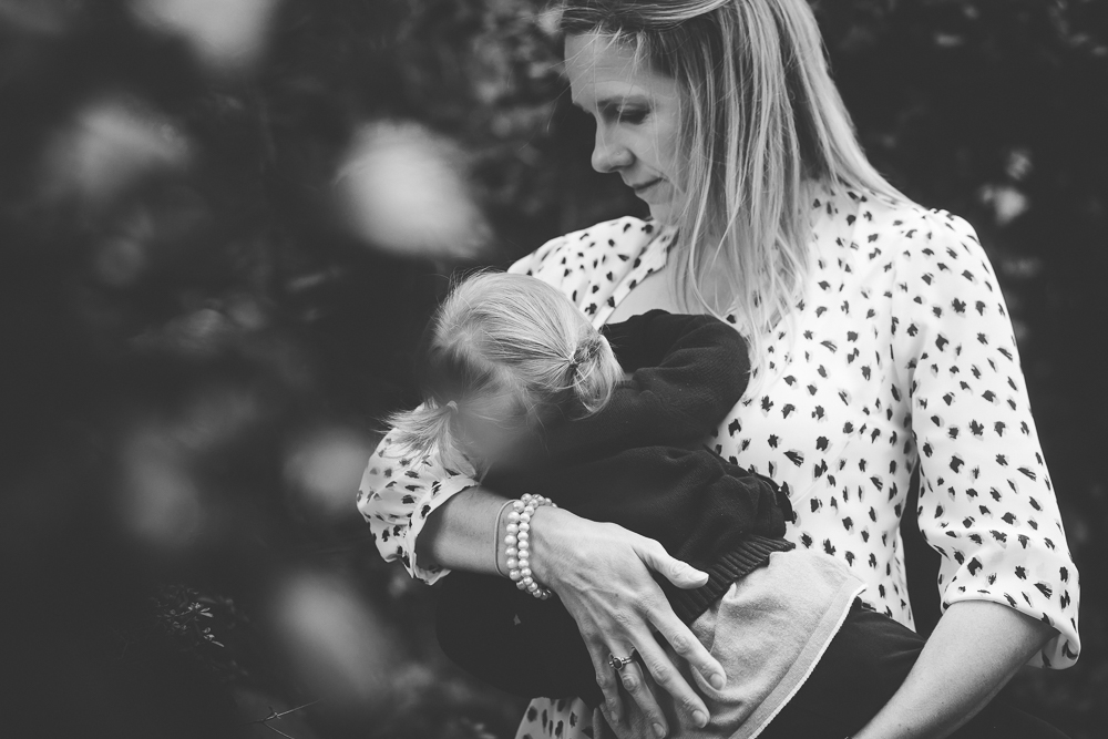 breastfeeding encourages nuturing and relaxation