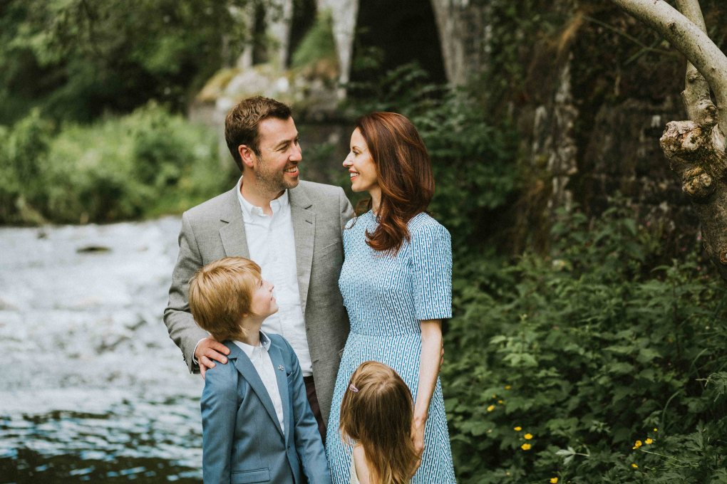 family photography outdoor lifestyle