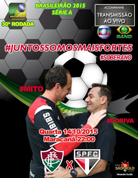 Fluminense _x_SPFC