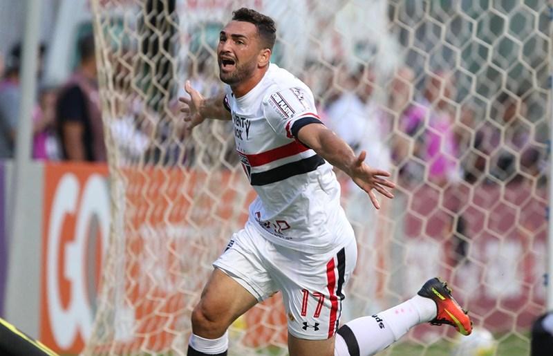 Gilberto é o primeiro nome na lista de ataque para o São Paulo em 2021 – 🔴⚪⚫saopaulo.blog