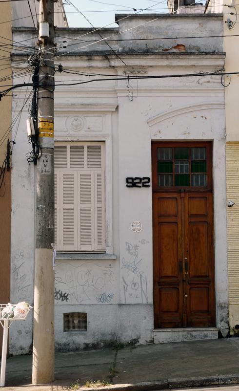 Casa - rua Camerino