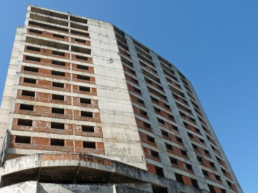 Tropical Hotel da Varig (inacabado)