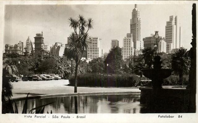 Parque Dom Pedro II