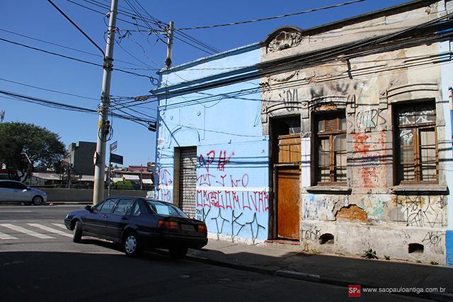 Vista a partir da Rua Odete Sá Barbosa (clique para ampliar).