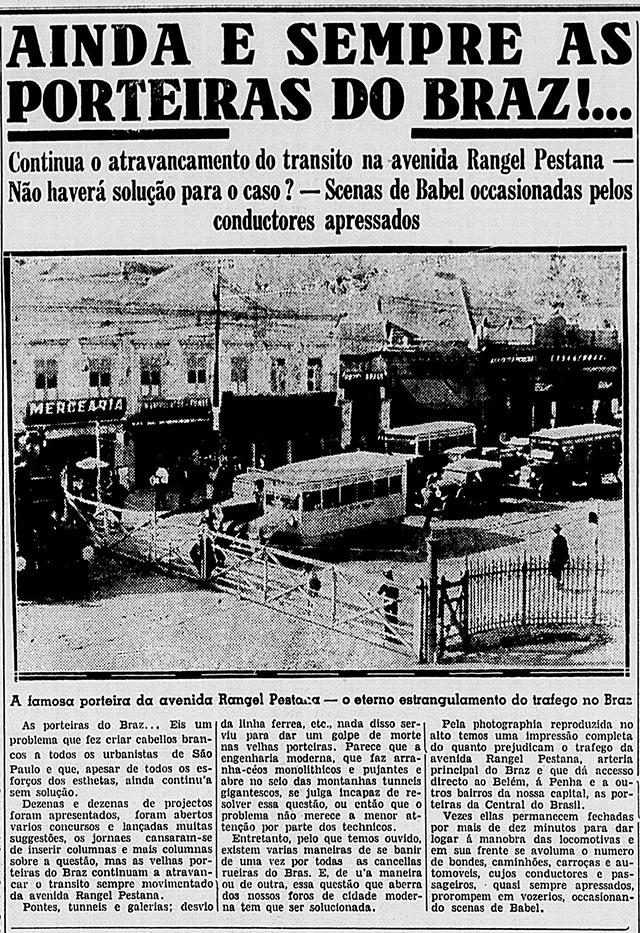 Correio Paulistano 11/08/1934