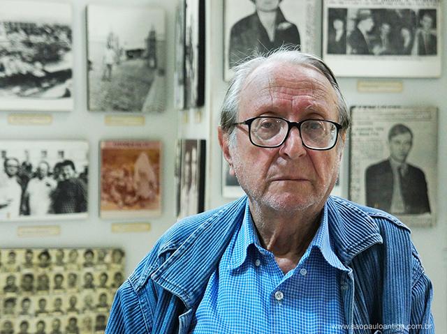 Dr. Milton Bednarski em 2014 (clique na foto para ampliar)