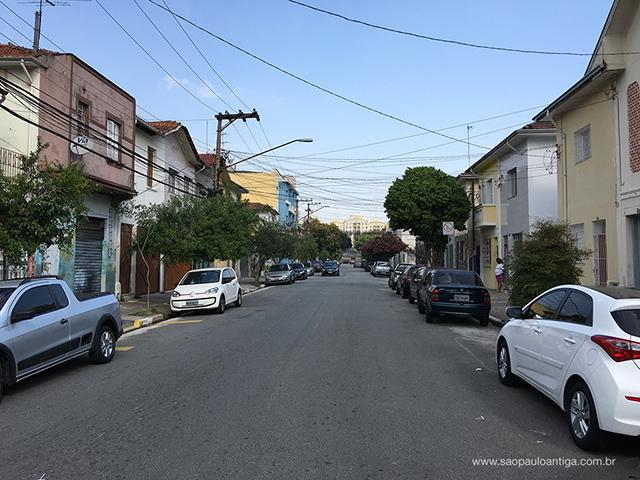 Rua Hípias (clique para ampliar)