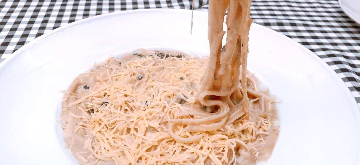 I Giardinetti – Restaurante italiano impecável no Tatuapé!