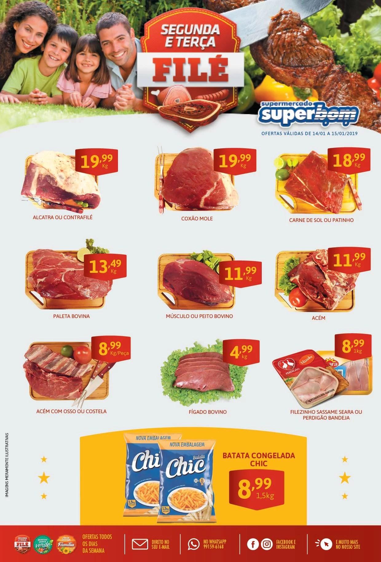 Ofertas Supermercado SuperBom30