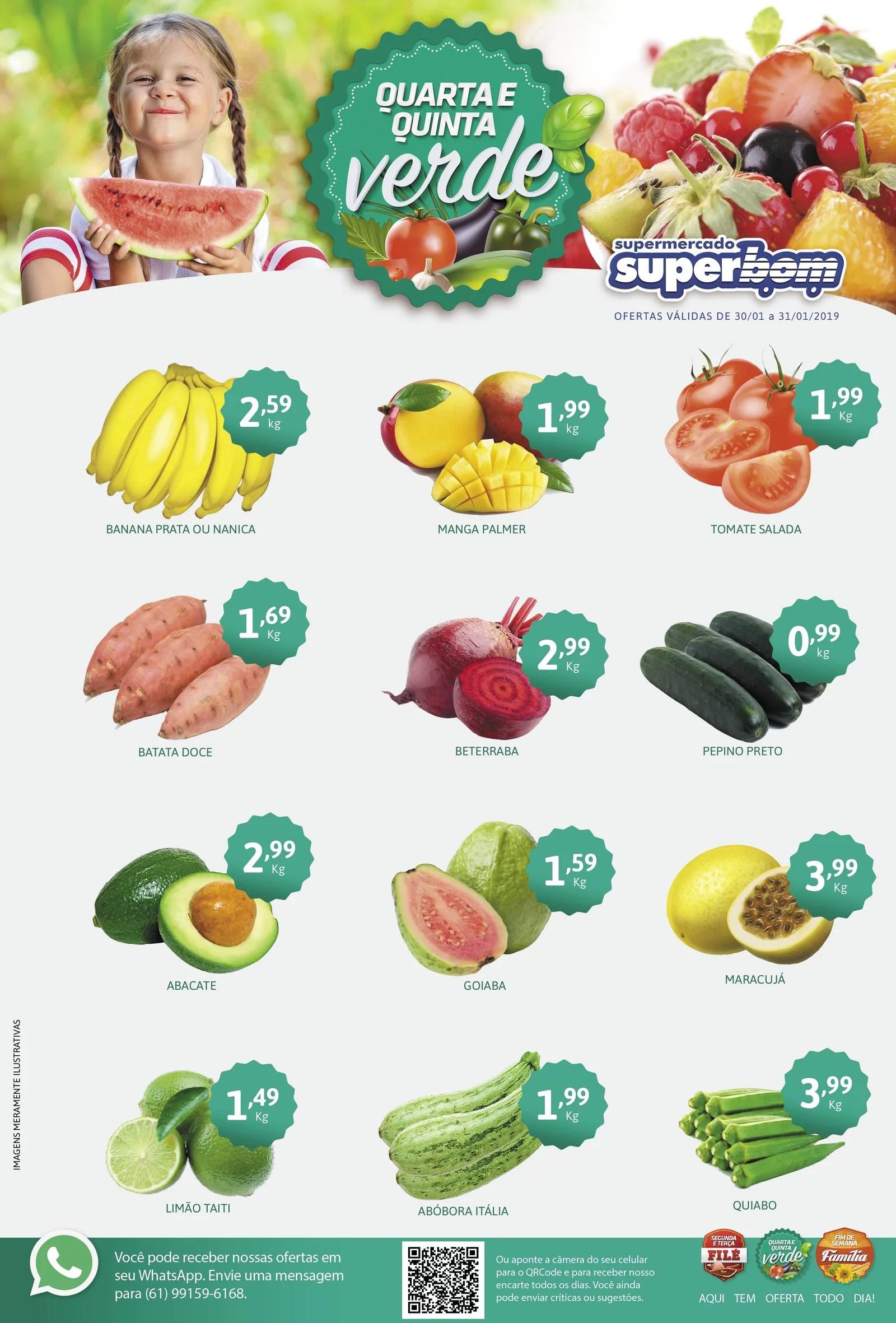 Ofertas Supermercado SuperBom86