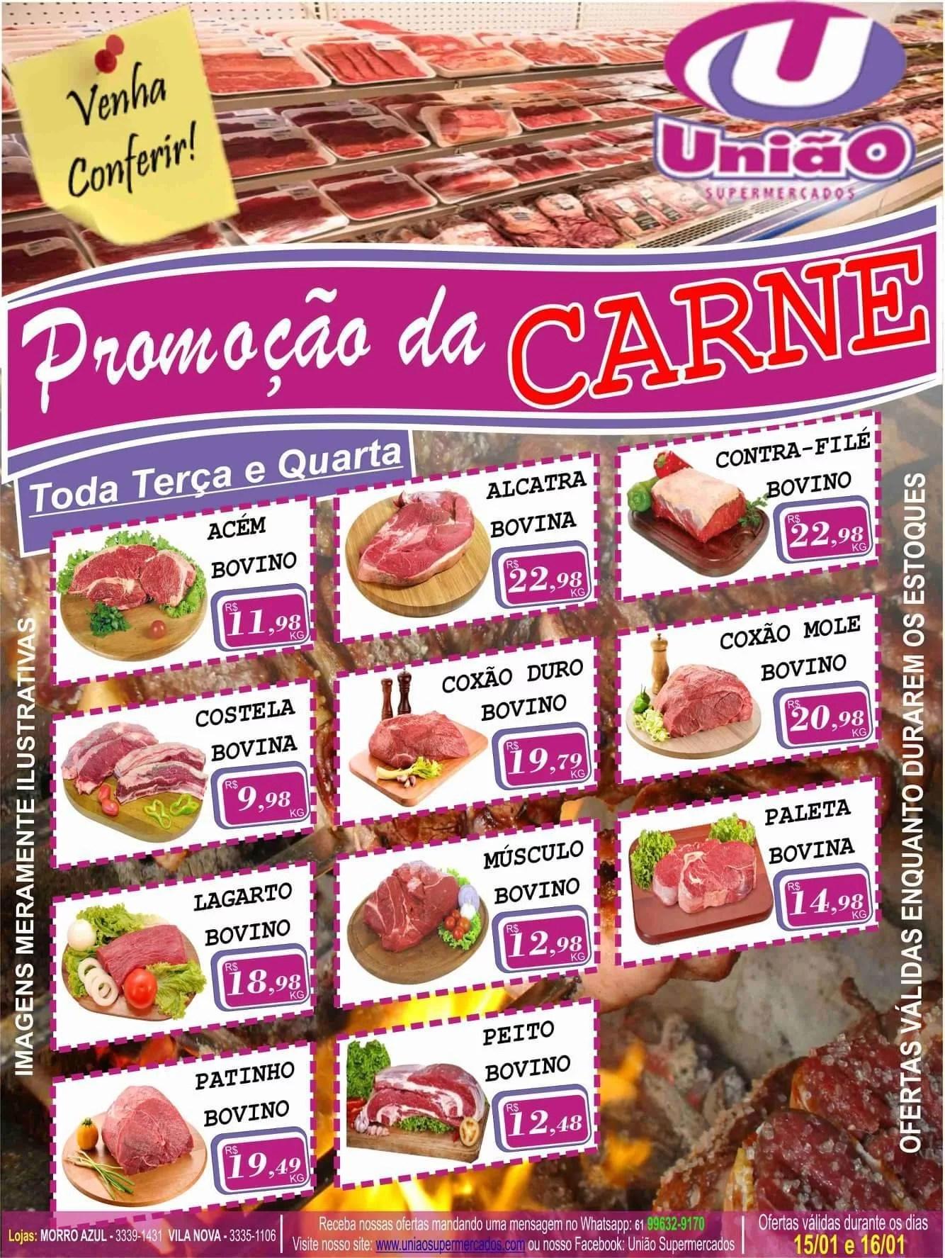 Ofertas Supermercado União96