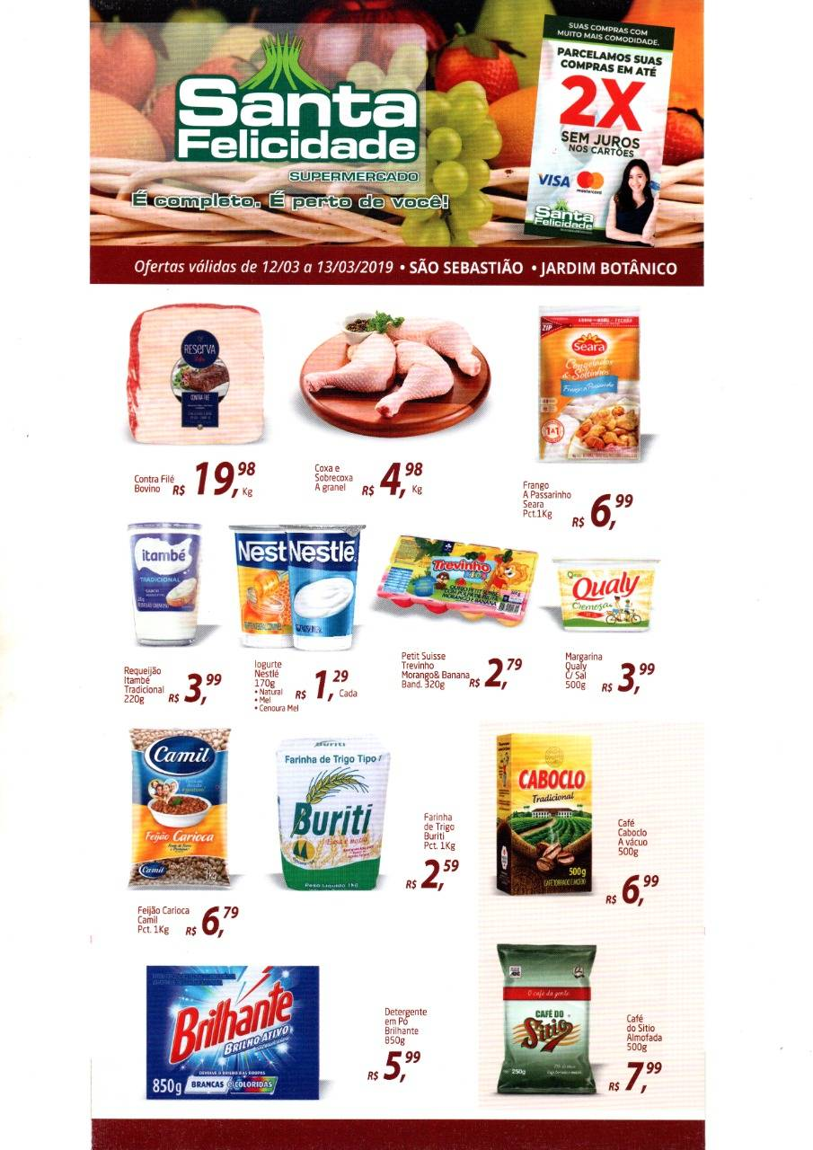 Ofertas Supermercado Santa Felicidade40
