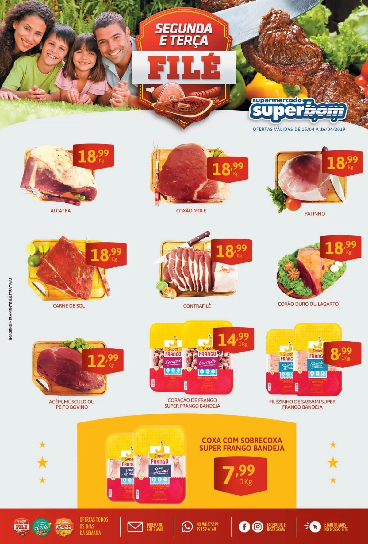 Ofertas Supermercado SuperBom78