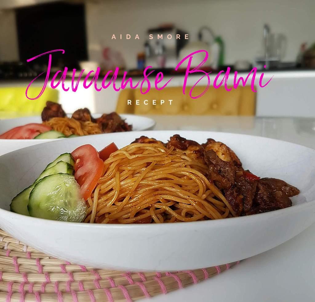 Javaanse Bami Recept by Aida