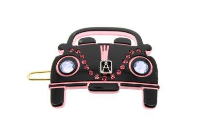 ALEXANDRE DE PARIS ATB-16375-03 PRESILHA FUSCA cor N R$ 200,