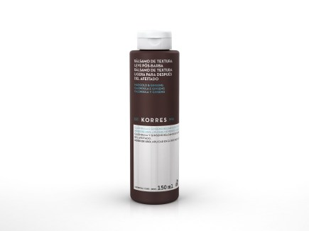 Korres - Balsamo de Textura - Pós Barba