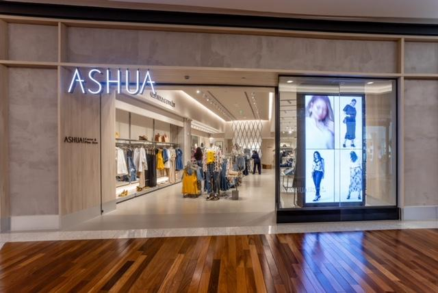 Ashua inaugura 1a loja física em São Paulo