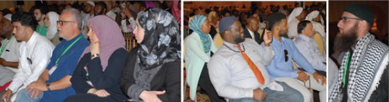 Interfaith audience attends Justice or Else lecture by the Honorable Minister Louis Farrakhan. Photo: Final Call