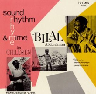 Bilal Abdurahman Album cover