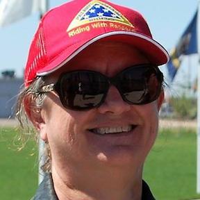"Lisa ""Fancypants"" Menard : SA-PGR Ride Captain in Training"