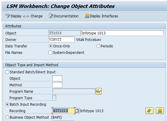 Step-by-step SAP LSMW Developer Guide