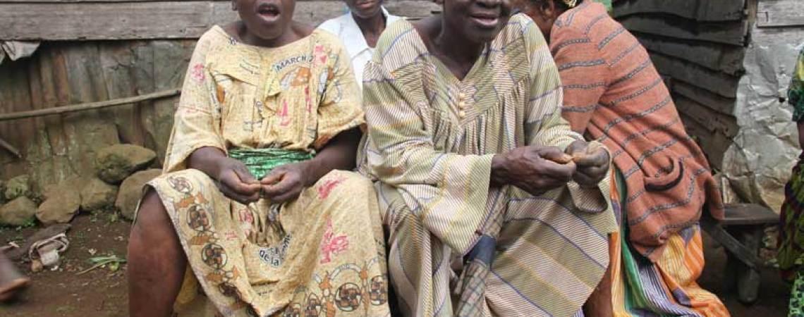Les mamas de Mbouroukou