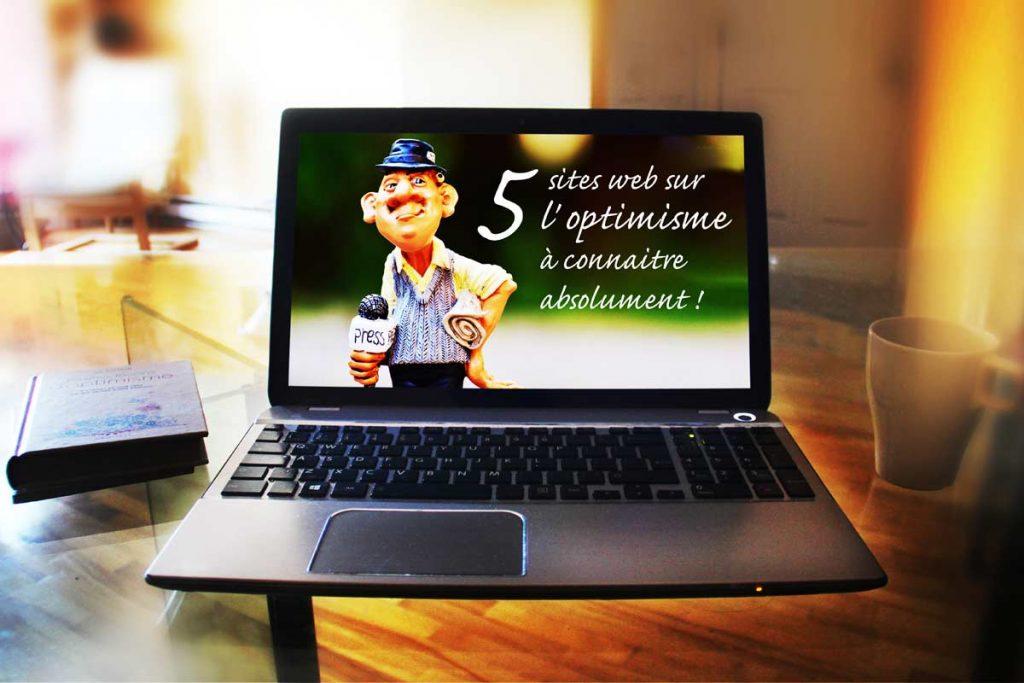 5 sites sur l'optimisme à connaitre, Franck Billaud, Saphir Optimiste, optimisme, psychologie positive