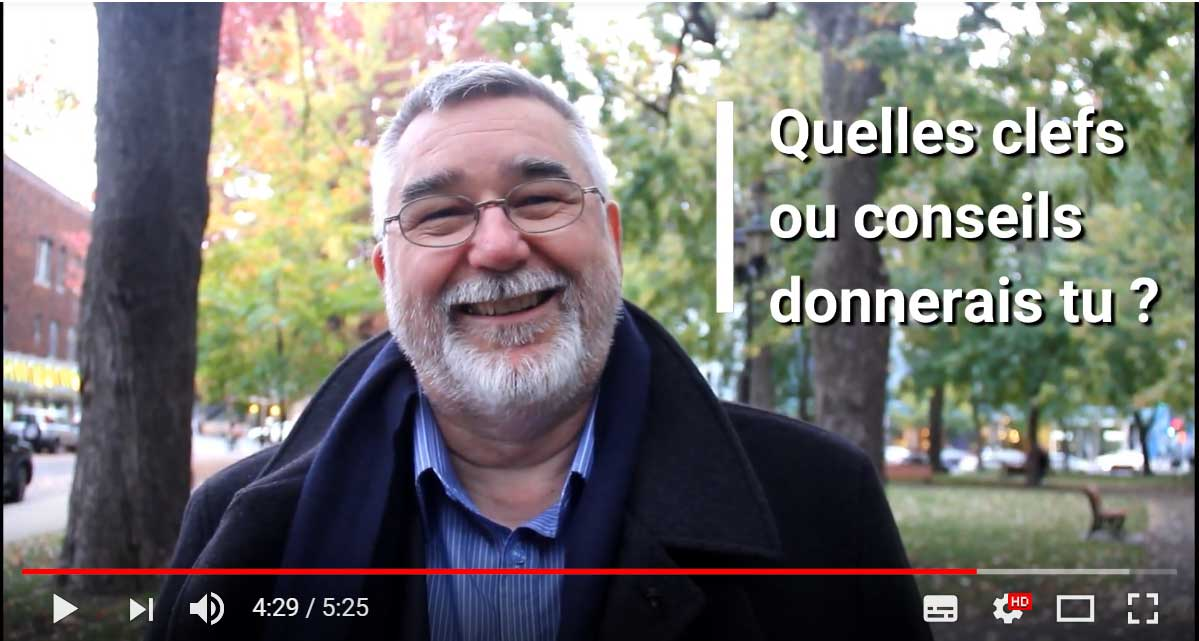 « C'est quoi tes rêves au Québec ? » parcours d'immigrants 3