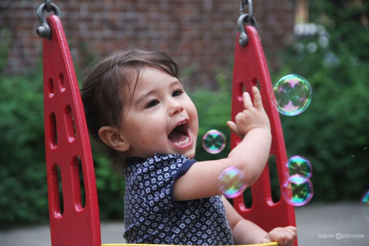 Photoptimiste: La joie de l'enfance