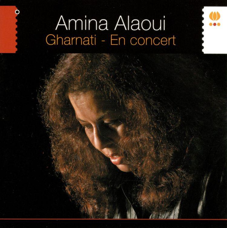 Gharnat - En concert Amina Alaoui