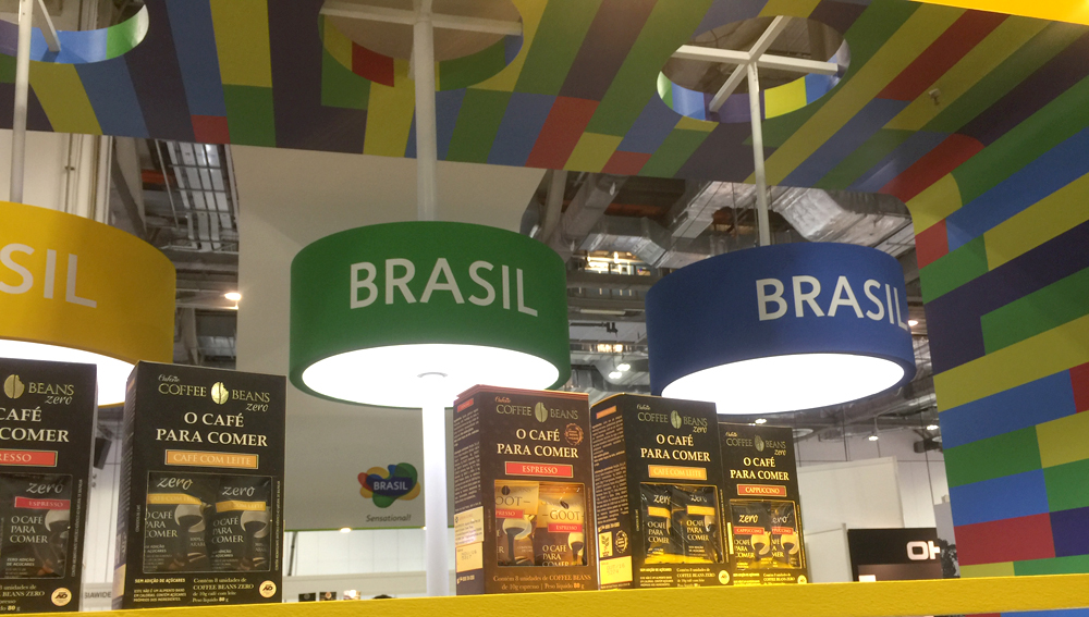 The Best Brazilian Presence Ever: Cafe Asia 2017