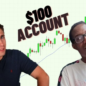 Can you Trade Forex with a $100 Trading Account? The Truth! 😅💰