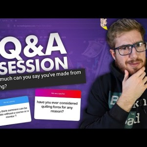 Common Forex Questions (Q&A with HunterFX)