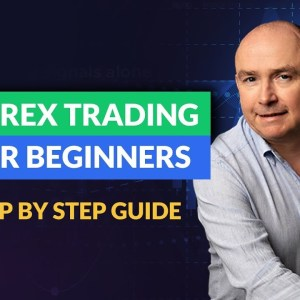 Forex Trading for beginners - EXPLAINED - Step by step