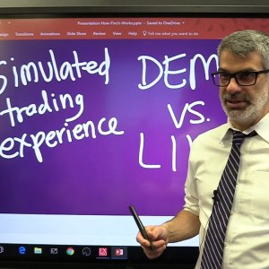 Lesson 9: The importance of a demo account in forex trading