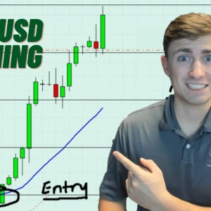 Live Forex Trading Breakdown: Buying EUR/USD for a Huge Win!