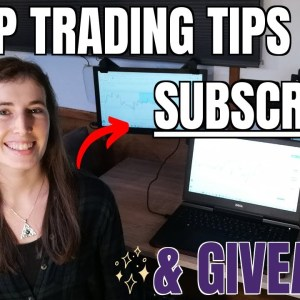 Top Trading Tips from Subscribers & Special Giveaway 🎉