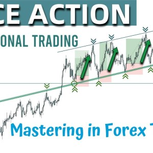 Price Action Trading Strategy Step By Step Walkthrough: Advanced Forex Trading || Trade Like Pro
