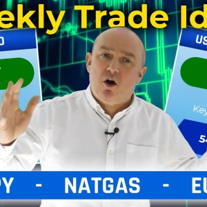 Bullish on USOIL! GBP/AUD trending UP?! Weekly Forex Signals Trade Ideas